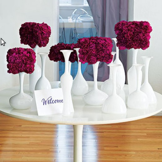 Unique centerpieces party favors ideas