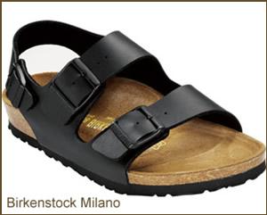 Birkenstock Milano Sandals for Men