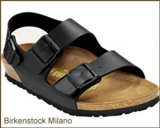Birkenstock Milano Sandals for Men