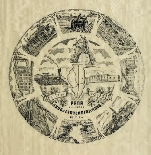 Cover of a book published to mark the centenery of Pana. Image from Pana homepage