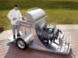 The Grill Master 3000