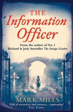 Book Review: The Information Officer by Mark Mills