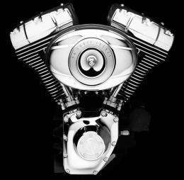 TWIN CAM 96 ENGINE