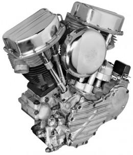PANHEAD ENGINE