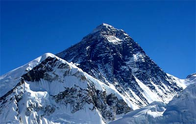 Mount Everest-ever challenging!