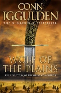 Book Review: The Conqueror Series by Conn Iggulden