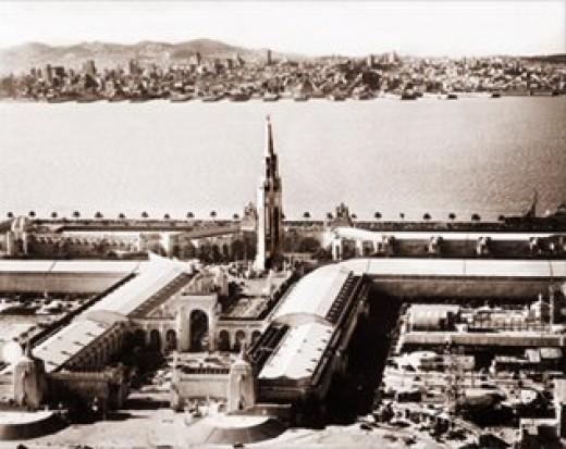 The World's Fair, 1939, San Francisco