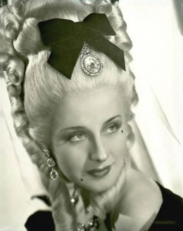 """Norma Shearer was a great actress who won an academy award for best actress in the movie, """"The Divorcee""""."""