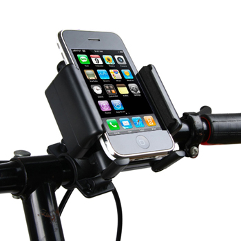 Bike Mount Holder for iPhone, GPS Unit, iPod
