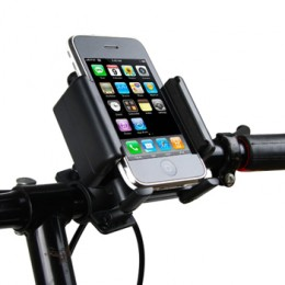 Bike Mount Holder for iPhone, GPS Unit, iPod
