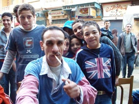 New friends abound in Alexandria