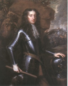 Prince William of Orange, later King William III of England and Ireland. Image from Wikipedia