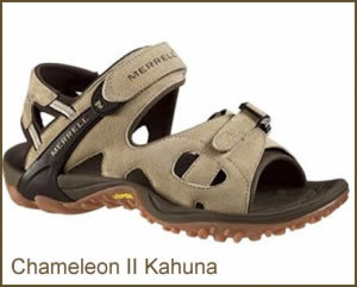 Merrell Chameleon II Kahuna Sandals