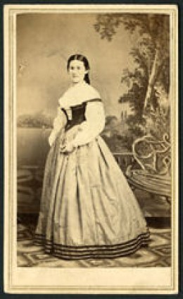 Fannie Nast Gamble (Of the Proctor and Gamble family)