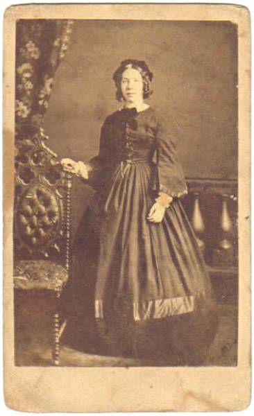 Unidentified lady by Ball from my collection.