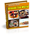 Two volume recipe ebooks with recipes all over the world. Find more recipe ebooks at http://www.ebooktreesaver.com