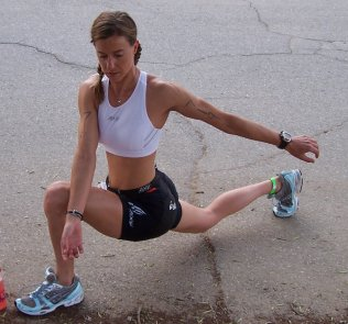 Functional Stretching Before a Workout