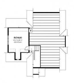 Simply Elegant Home Designs Blog: New small house plan available