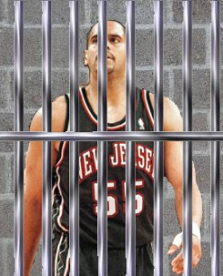 Irresponsible Athletes that go to Jail
