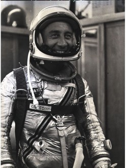 NASA Project Mercury - Gus Grissom and Liberty Bell 7
