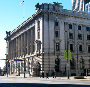 Howard M. Metzenbaum U. S. Courthouse, Cleveland, Ohio