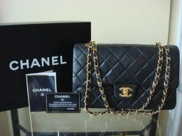 Chanel '06 Classic Quilted Leather Flap Bag