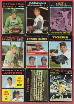 Baseball Card Collecting: Make it Matter to You