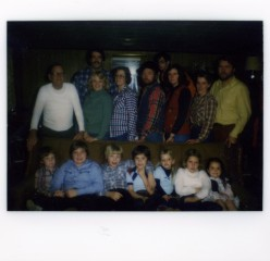 The Huths circa 1970's