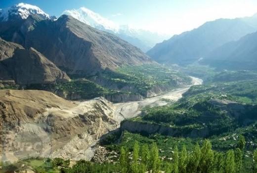 Gligit Hunza Valley