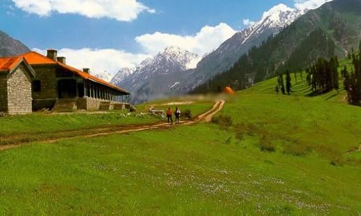 Kaghan Valley Lalazar