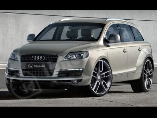 Audi Q7 Kaiser kit from Ibherdesign