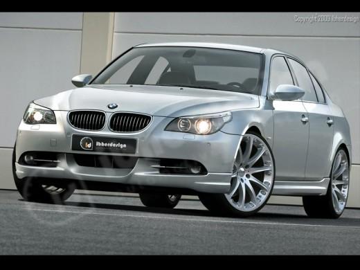 BMW 3-Series Raven kit from Ibherdesign