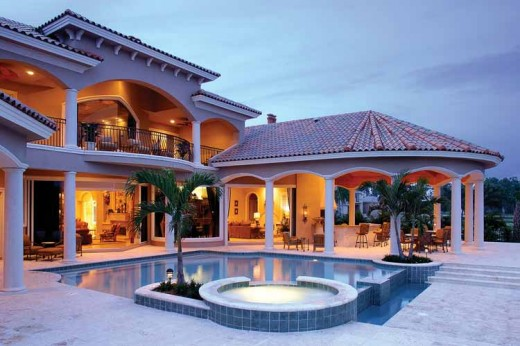 Blueprints Of Luxury Dream Homes Best Selling House Plans On Line