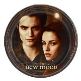 Twilight New Moon Dinner Plates