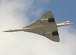 Supersonic transport       source:Wikipedia
