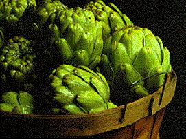 Artichokes can be served as both as appetizer and a main course.