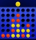 Winning Strategies for Connect 4 or Four in a Line Games