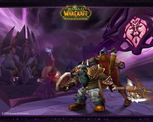 world of warcraft wallpaper. World of Warcraft Wallpaper