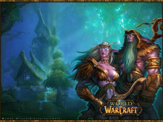 world of warcraft wallpapers. World of Warcraft Wallpaper