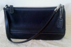 Cleaning & Caring for Your Vintage Coach Purse