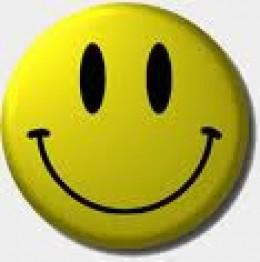 Universal symbol of happiness