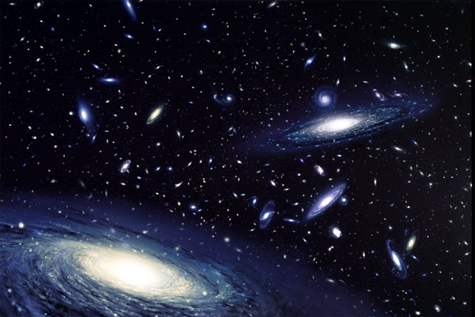 The mysteries of the universe are numerous and complex