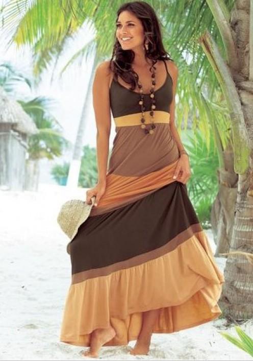 beach sundress