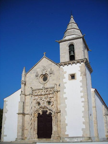 Church of Goleg, Portugal (XVI century)