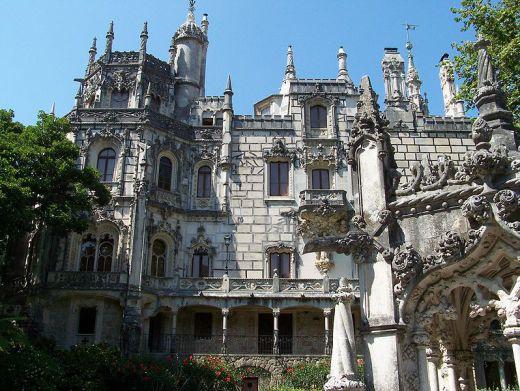 Regaleira Palace, Sintra