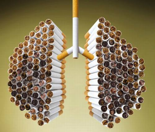 smoking cigarettes is detrimental to both smokers and non-smokers alike