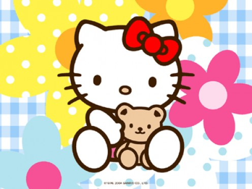 Hello Kitty And Friends Coloring Pages. Hello Kitty Coloring Pages for