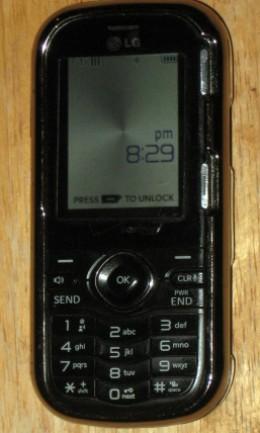 LG Cosmos VN250