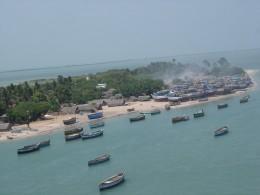Sea Shore Rameshwaram