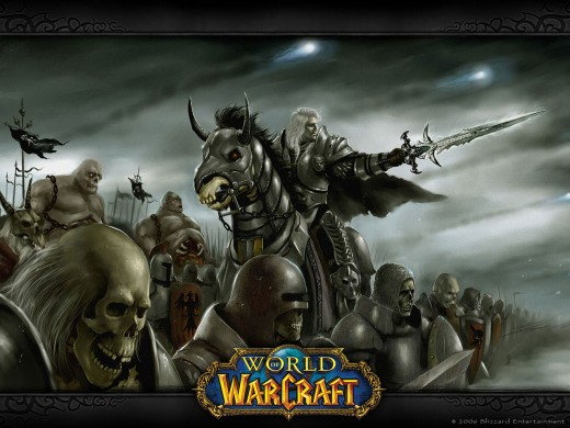 world of warcraft wallpapers. Artistic WoW Wallpaper
